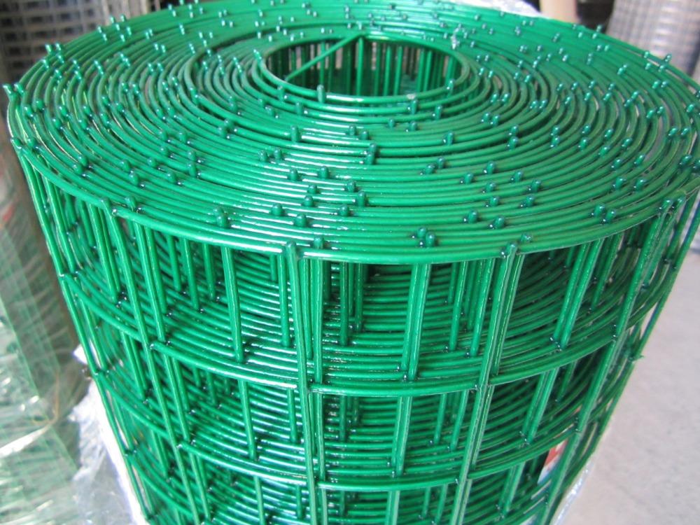 Сетка покрытая полимером